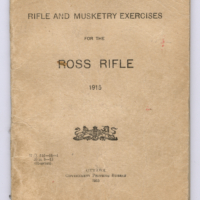 Ww1 Ross Rifle
